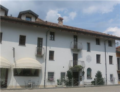 Our Hotel, The Casa Pavesi