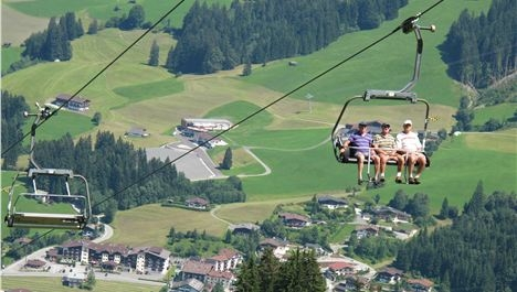 Summer Fun In The Austrian Tyrol