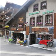 Cafe Du Pont %26#8211%3B Bargain Zermatt Lunch Spot