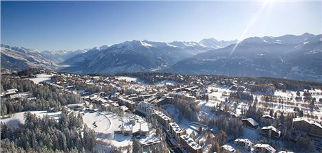 Crans Montana From Inghams