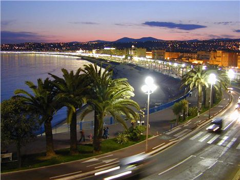 Nice Is A Vibrant Winter Destination