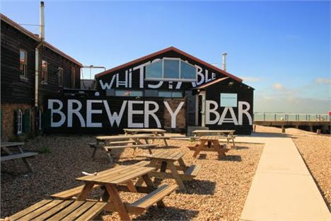 Whitstable Brewery Bar