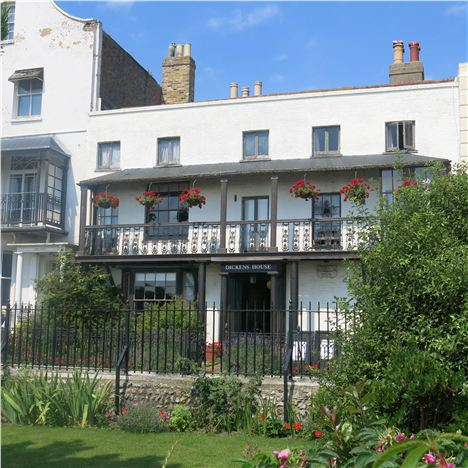 The Dickens House, Broadstairs