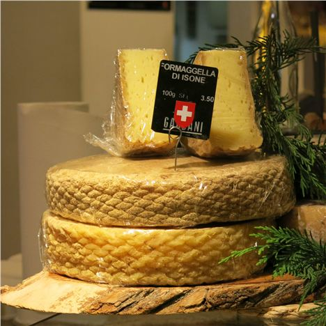 Ripe Cheese