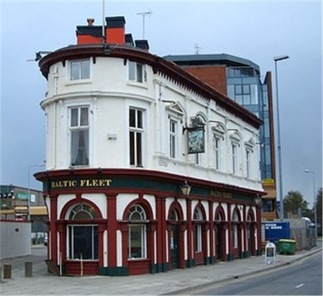 The Baltic Fleet