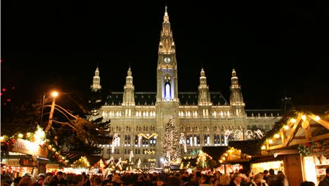 Hello Vienna – Our Guide To Its Magical Christmas Markets