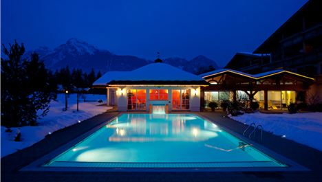 Detox With A Difference In The Austrian Tirol