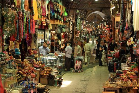 Grand Bazaar Is A Bewlideringly Busy Place To Shop