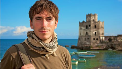 Simon Reeve: Why I Roam The Globe