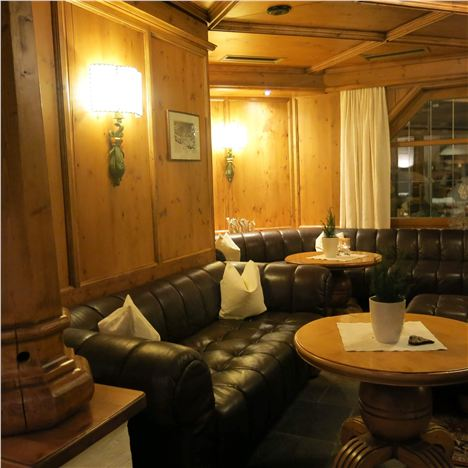 Cosy Bar Area In Theedelweiss %26#38%3B Gurgl
