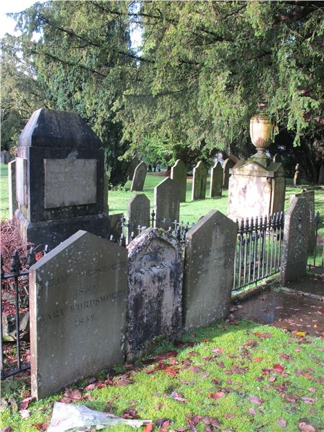 Wordsworth's Graveyard