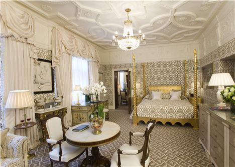 Sumptuous Grand Master Suite
