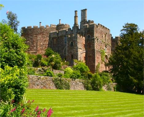 Berkeley Castle, Where A King Was Killed
