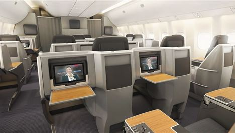 American Airlines Business Class Boost To The Big Apple